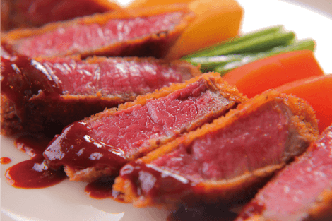 Beef Fillet Cutlet